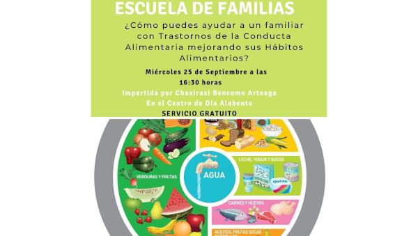 ¿Cómo puedes ayudar a un familiar con Trastornos de la Conducta Alimentaria mejorando sus Hábitos Alimentarios?.