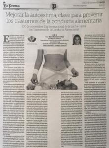 Lee más sobre el artículo 24/11/2018 – Prensa
