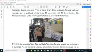 04/11/2018 – Televisión